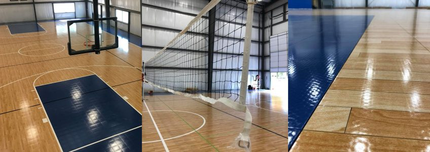 Performance FieldHouse Indoor Sports Facility and Ball Fields