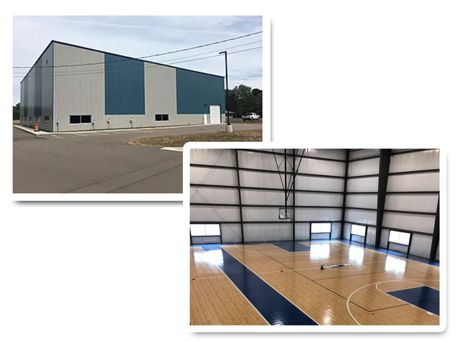 Performance FieldHouse Fulfilling the Need for Indoor Practice Facilities