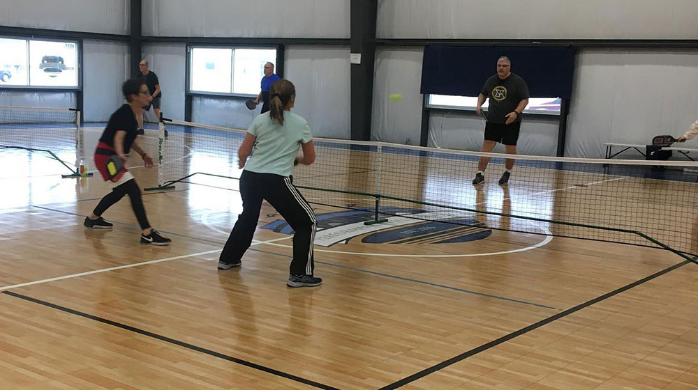 Drop In Pickleball at Performance FieldHouse near Watervliet, Michigan