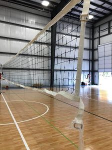 Volleyball Courts at Performance FieldHouse