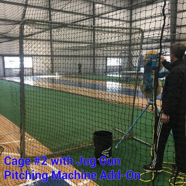 Performance FieldHouse Batting Cages