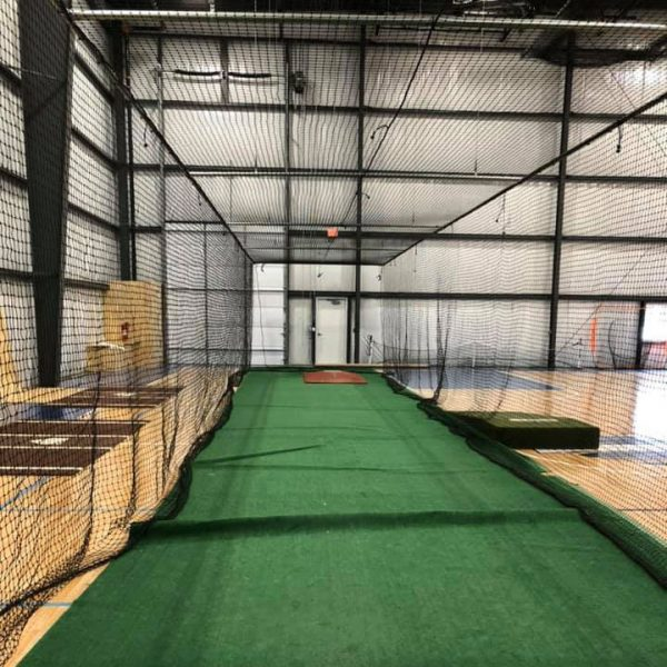 Indoor Batting Cages at Performance FieldHouse