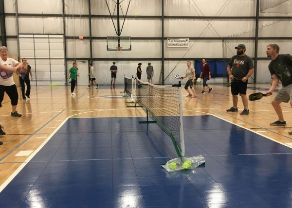 Drop-In Pickleball