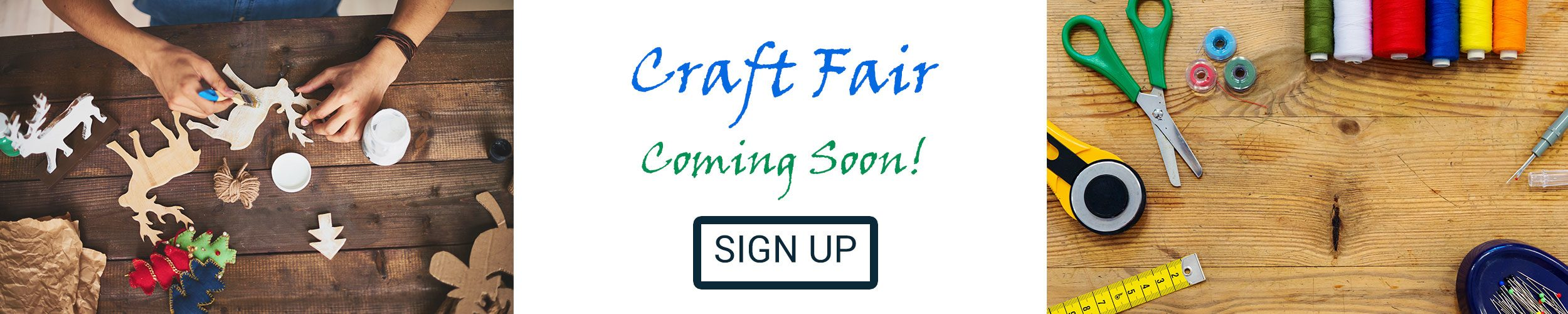 Craft Fairs Coming Soon!